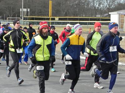 Winter Marathon & Marathon Relay