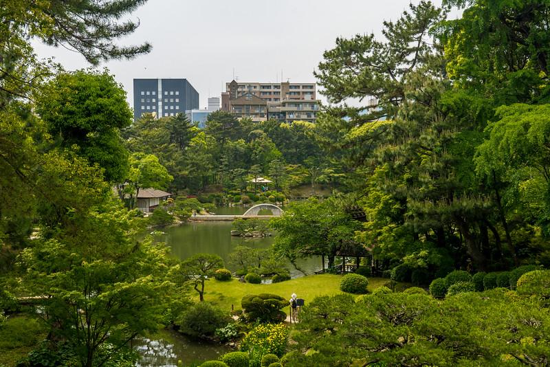 Shukkei-en Garden