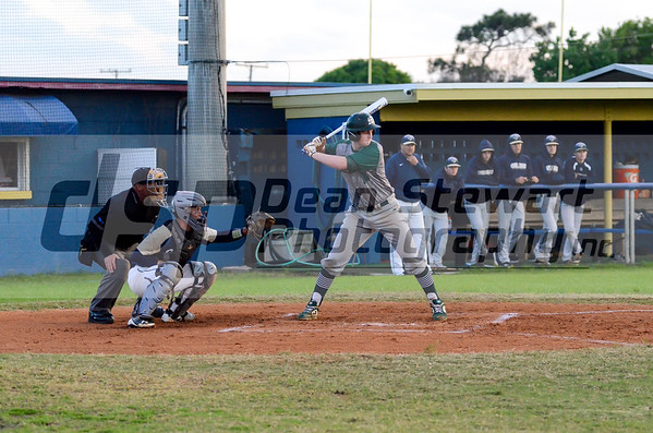 MHS Varsity Baseball 3.5.19