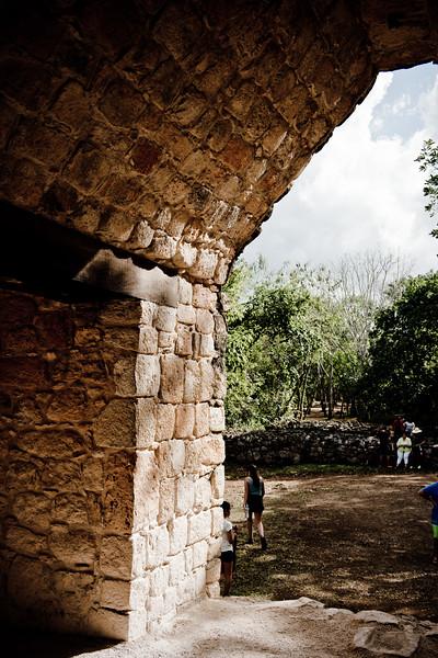 Arco de Entrada, Ek' Balam