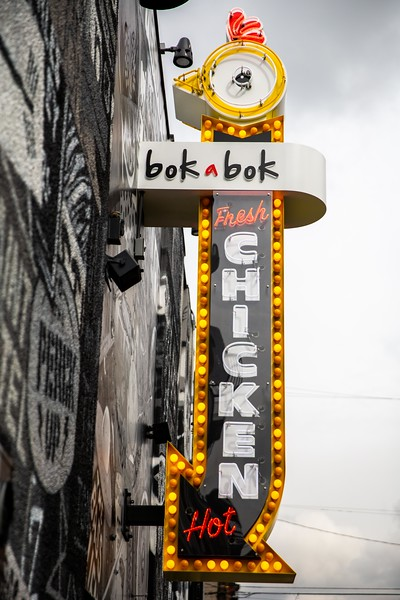 Bok a Bok Fried Chicken at Capitol Hill, Seattle
