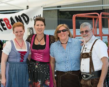Oktoberfest at Canepa Motors
