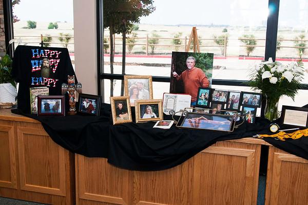 Monte Ray Rice Memorial Service