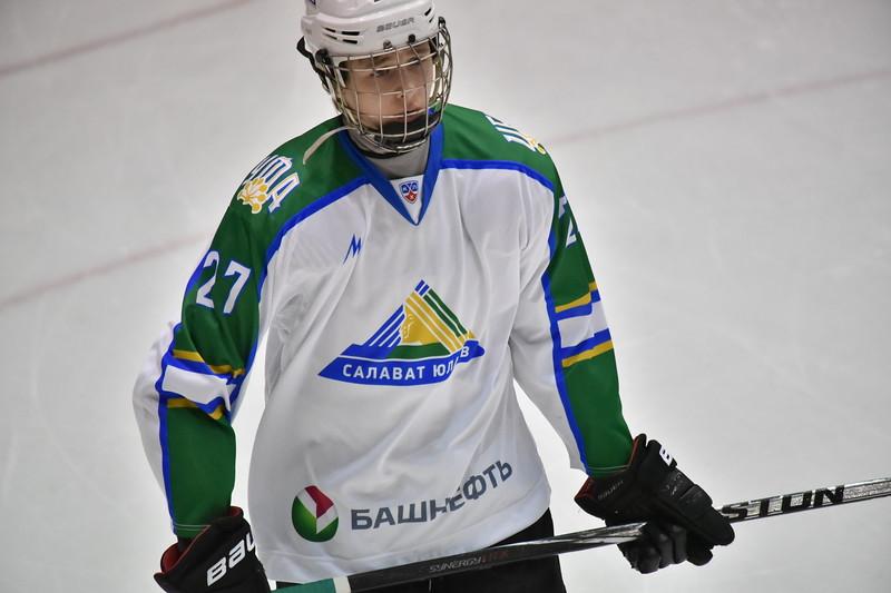 Школа Макарова-2001 (Челябинск) - Салават Юлаев-2001 (Уфа) 0:7. 27 марта 2016