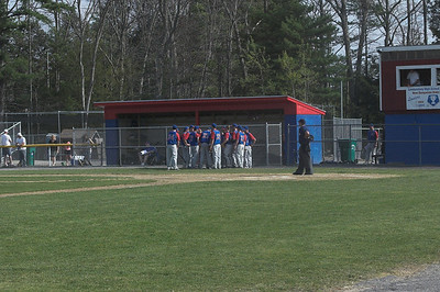 Lancers Baseball 2012
