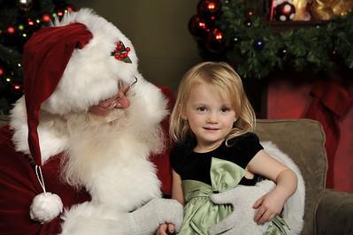 Santa Photos Sat 2:30pm to 5:15pm