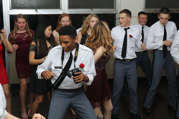 Upper School Dance on 02-16-19