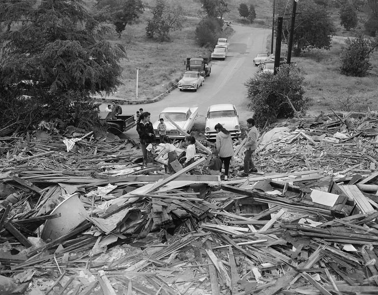1959, Demolition