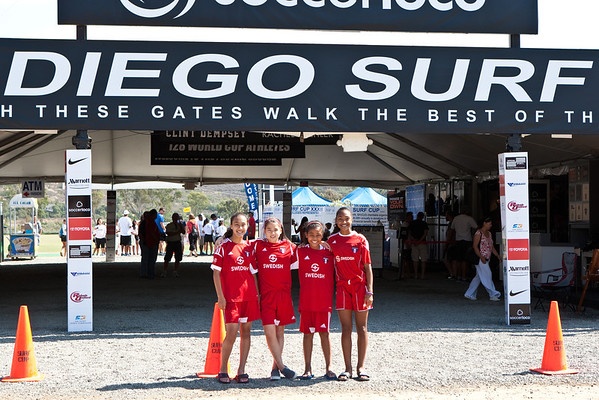 Surf Cup 2012