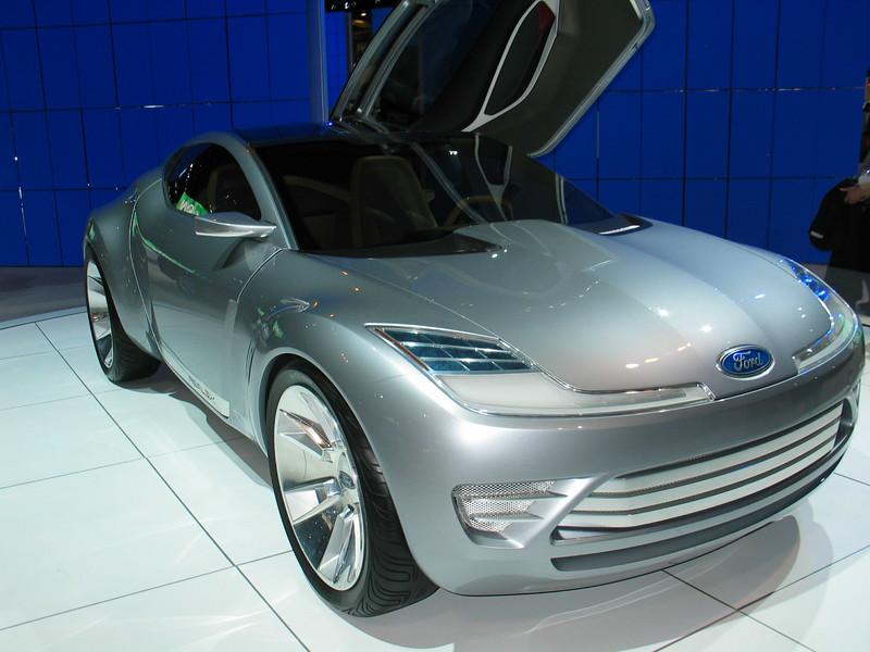 Concept: Ford Reflex