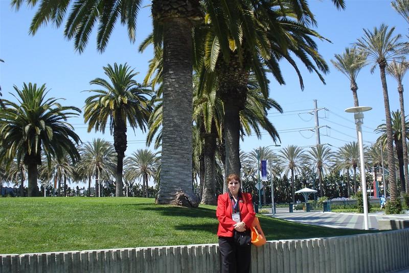 Deborah Fout at ALA Convention In Anaheim, CA.jpg
