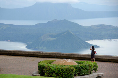 Tagaytay - lake views
