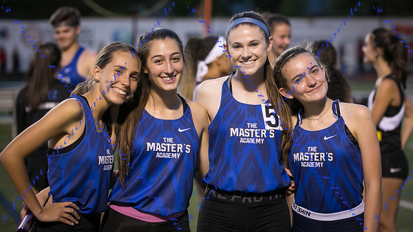 Master's Academy - Charlie Harris Relays - March 15, 2019