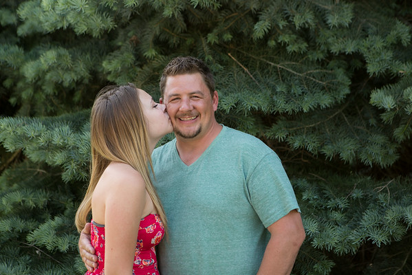 Hannah & Ryan's Father's Day Shoot | Michigan
