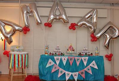 Amaar's First Birthday