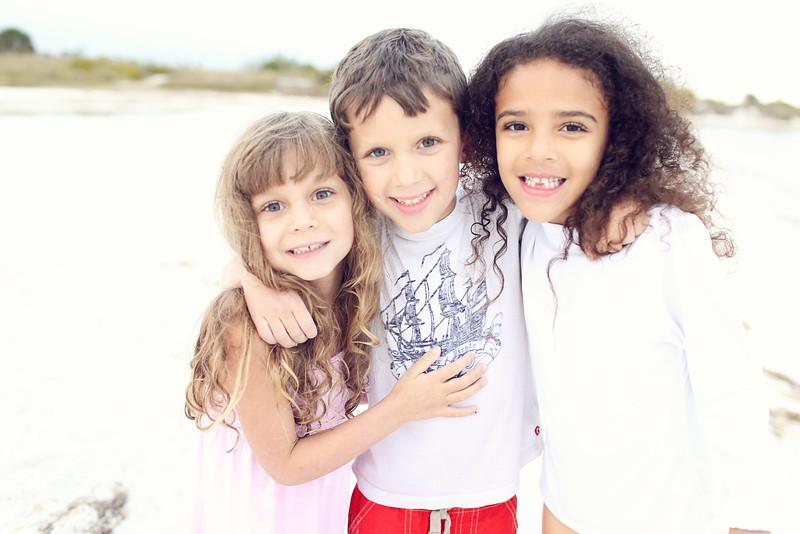 Cody, AJ and Soleil