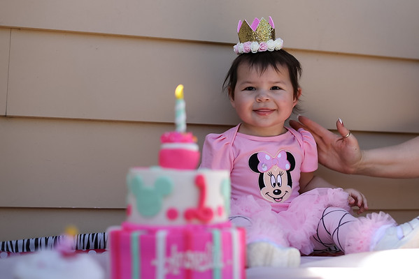 Birthday Party // Amorelia's 1st