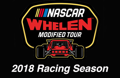 2018 NASCAR Whelen Modified Tour Header