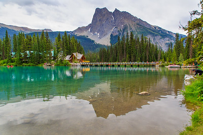 Yoho National Park (July 2016)