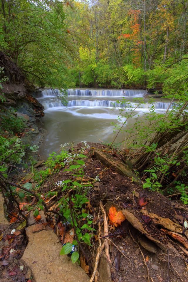 3rd Falls On Dry Creek