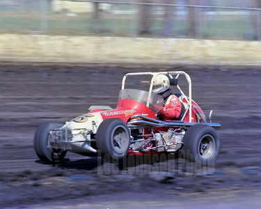 1982 USAC and MARA Midgets