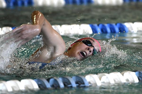 Bristol Eastern girls swim and dive 10-3