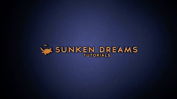 Sunken Dreams Website Tutorials