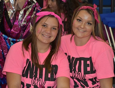 Pep Rally: Pink Out the Tigers