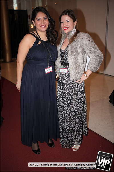 Latino Inaugural 2013 @ The Kennedy Center | Fri, Jan 19