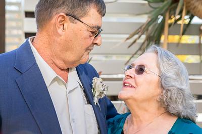 Dorothy & Jeff's 50th Wedding Anniversary