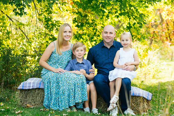 Fall Family Mini Sessions-The Smith-Underhills