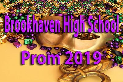 2019-04-19 Brookhaven High Prom