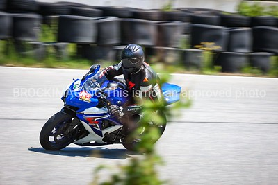 GSXR Blue and White