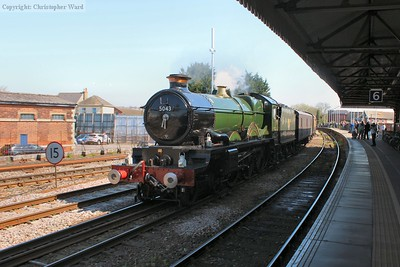 Steam Tours in 2017