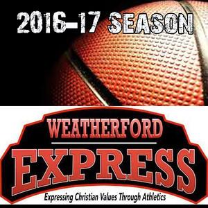 2016-17 Weatherford Express Basketball