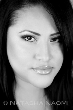 Ivonne- The make up artist for many people on my site