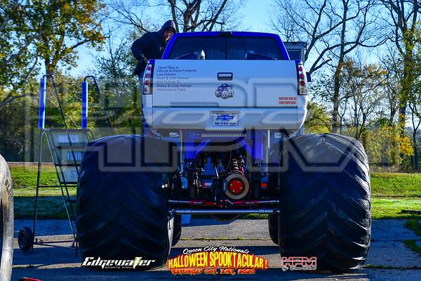 Spooktacular - 10/31/20 - Monster Trucks & More