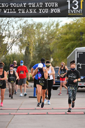 2020 Shot in the Dark Whiskey Run Chandler