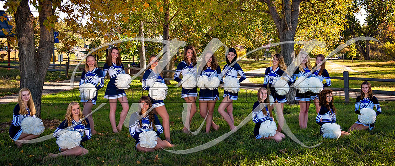 Legend High School Varsity Poms 13-14