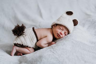 Newborn Cecilia