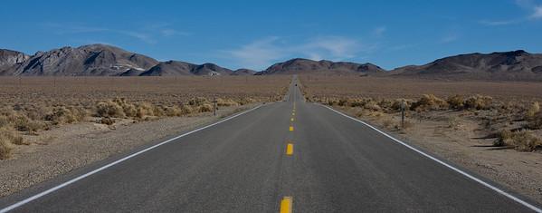 Death Valley winter
