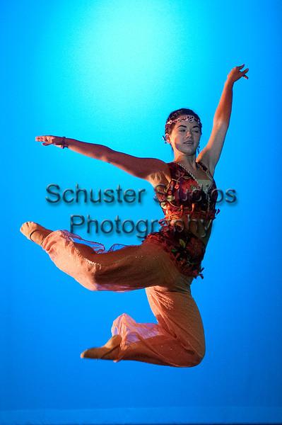Aladdin - Corpus Christi Ballet Academy - 2012