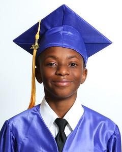 Webber Elementary Graduates 2015