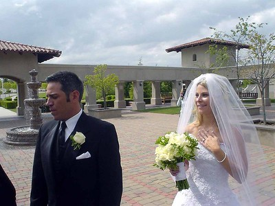 Eric and Heather Wedding Reception by Jon,2005