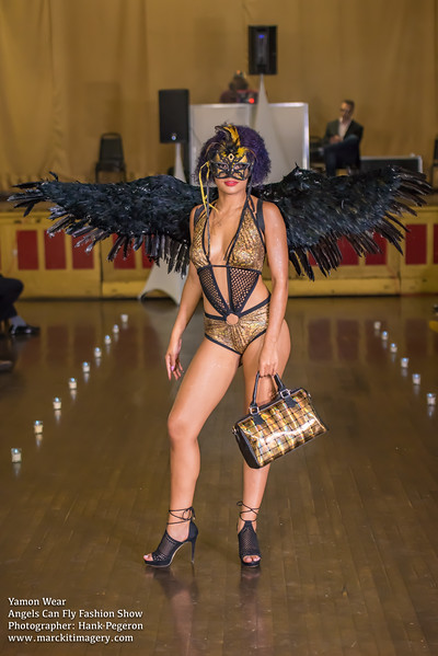 Yamon Wear Fashion - Angels Can Fly Fashion Show