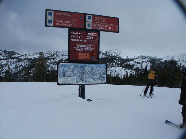 Skiing 2006