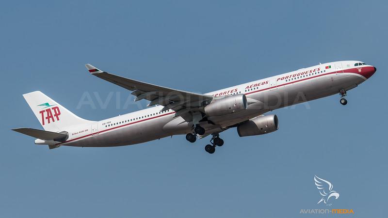 TAP / Airbus A330-343 / CS-TOV / TAP Retro Livery