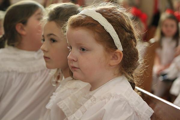 Preschool Christmas Concert (12.17.15)