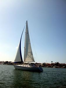 Newport Bay Boating 2009