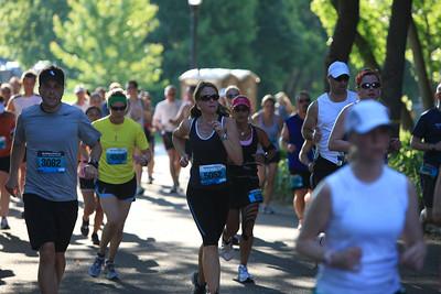 Minneapolis Marathon Mile 5